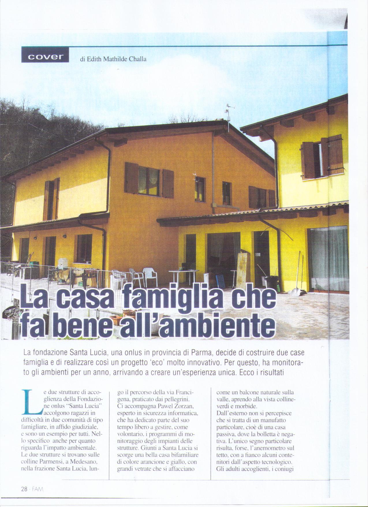 Fare Ambiente Magazine 1